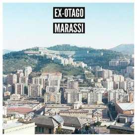"Ex Otago – ""Marassi"" – Prod/Rec/Mix/Play – Garrincha/Metatron/Universal (2016) #23 Classifica Ufficiale Album FIMI"