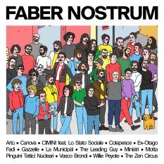 """Canova – """"Il Suonatore Jones"""" (contenuta nell'album """"Faber Nostrum"""") – Prod/Play – Sony Music Italy (2019)"""