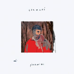 "Germano' - ""Piramidi"" - Prod/Rec/Play - Bomba Dischi (2020)"