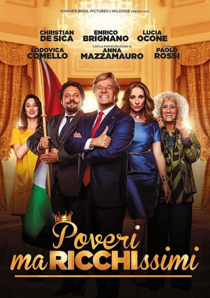 """""""Poveri Ma Ricchissimi"""" regia di Fausto Brizzi (Prod/Rec/Mix/Play/Composer)"""