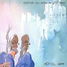 """Motel 20099 – """"Romanticismo Dalla Periferia Per Giovani Teppisti"""" – Prod/Rec/Mix/Play – Materia Principale (2010)"""