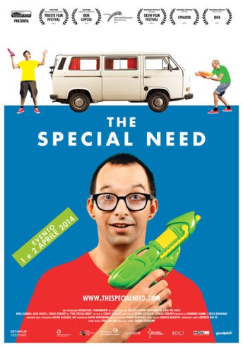 """""""The Special Need"""" regia di Carlo Zoratti. (Mix)"""