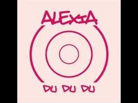 """Alexia – """"Du Du Du"""" Single"""