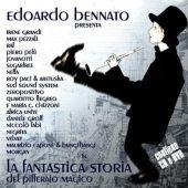 "Edoardo Bennato con Zero Positivo – ""Sarà Falso Sarà Vero"" Single – Prod/Rec/Mix – Warner"