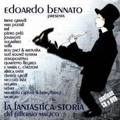 "Edoardo Bennato con Zero Positivo – ""Sarà Falso Sarà Vero"" Singolo – Prod/Rec/Mix – Warner (2005)"
